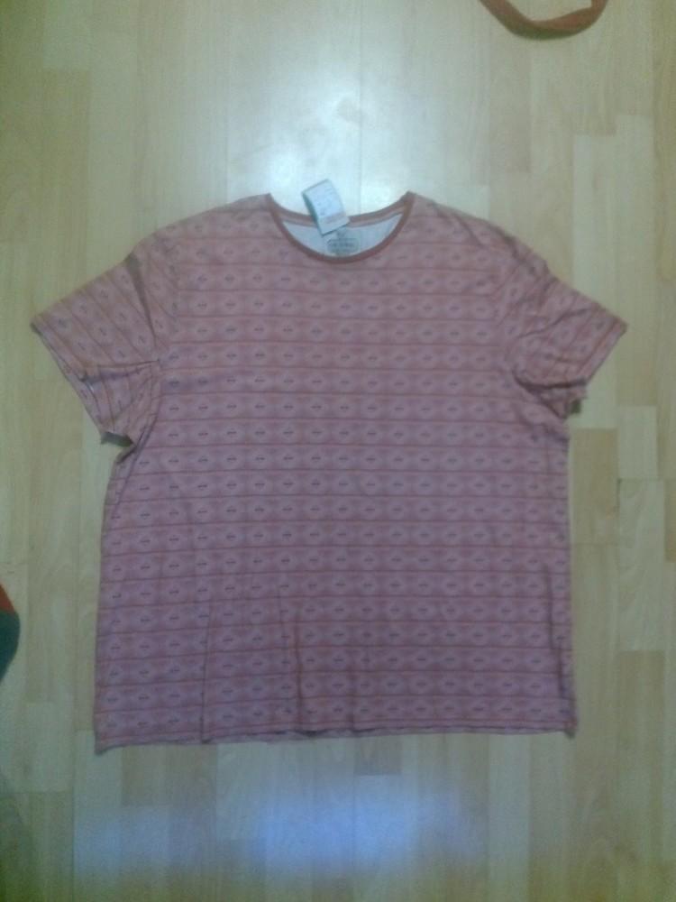 Фирменная футболка XXL фото №1