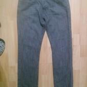 Фирменные джинсы Слим 34 р.