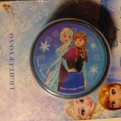 Светящееся йо-йо Frozen (Америка)