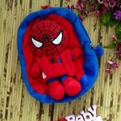 Рюкзак з іграшкою