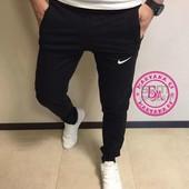 Тёплые штаны Nike в наличии размеры S-XL