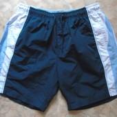 Комбинированные мужские шорты 50 разм