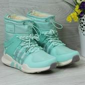 Дутики женские зимние Adidas Equipment