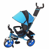 Трехколесный детский велосипед Turbo trike  колеса пена