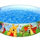Бассейн детский каркасный «Винни Пух» Intex (122*25 см)