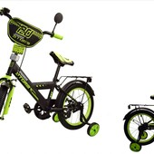 Велосипед 2-х колес 16'' 181642