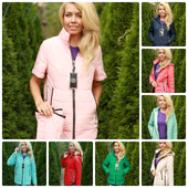 Женская деми куртка-жилет 42-50рр №5022
