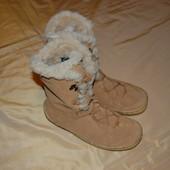 Сапоги-ботинки натуральные - Clarks