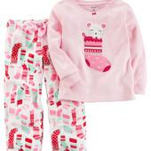 6-12лет,Теплые пижамы картерс,Carters,флiсовi,пiжами,пижама,флисовая