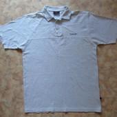 Серая футболка-поло 52