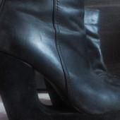 Фірмові черевички шкіра