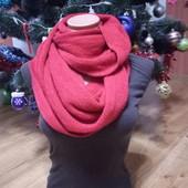 atmosphere шерстянной шарф