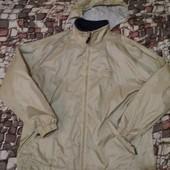 Отличная мужская ветровка куртка р. XL