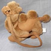 Игрушка мягкая Верблюд 15х15см