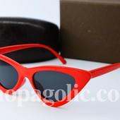 Солнцезащитные очки  YSL 3265 красные