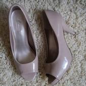 Лаковые туфли от Next, 5/38 24,5 см