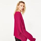 Нереальный оверсайз свитер новой коллекции zara !