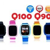 Детские умные смарт часы Q100 Q90 .