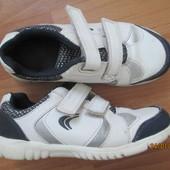 Кожаные кроссовки Clarks 11F по стельке 19,5 см