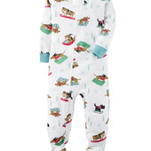 Слип пижама Carters хб 1-5 лет Комбинезоны человечки