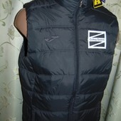 Новая оригинал спортивная теплая жилетка бренд Joma (Жума).s