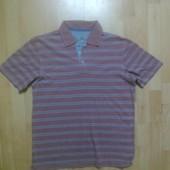 Фирменная футболка поло тениска M