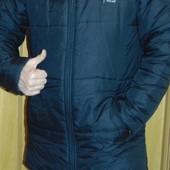 Стильная фирменная зимняя курточка бренд Chiemgau Seeline.хл .