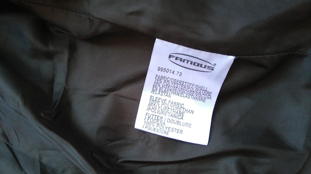 Косуха, куртка, пиджак famous (s-m) фото №12