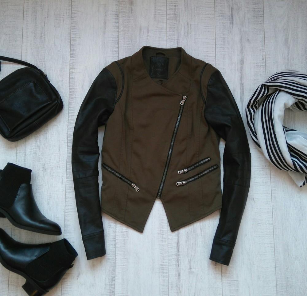 Косуха, куртка, пиджак famous (s-m) фото №1