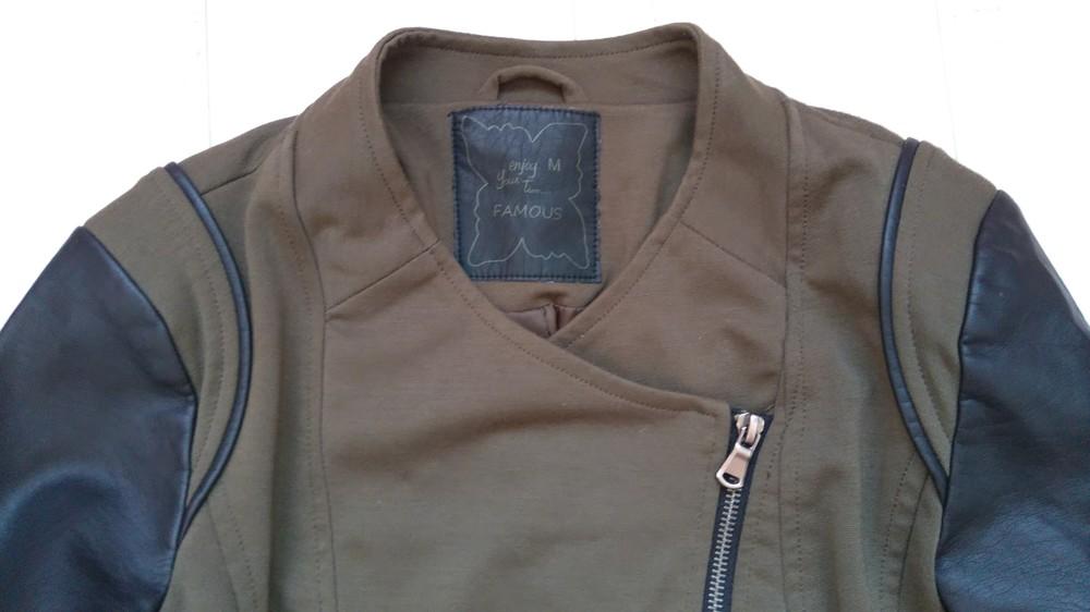 Косуха, куртка, пиджак famous (s-m) фото №2