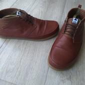 Кожаные сникерсы, ботинки Volta Италия, отл.сост, 28см