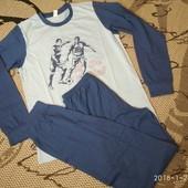 Bio Cotton-мужская пижама-био хлопок-М