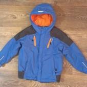 демисезонная термо-куртка, р.110-116