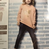 Джинсы джеггинсы детские стрейчевые Papagino на девочку рост 80,86,92