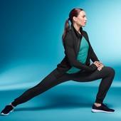 Спортивные штаны для тренировок L 44-46 евро Тсм Tchibo Германия