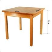 Стол деревянный 1400004