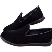 Мокасины мужские замшевые Multi-Shoes Stael Prime