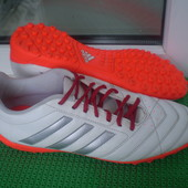 футзалки сороконожки бутсы Adidas р.45.5, стелька 28.5 см
