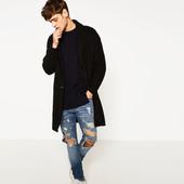 Стильные рваные джинсы ZARA, 32р, оригинал, Испания