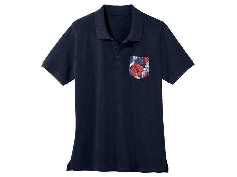 Шикарная мужская футболка поло XXL 60/62 евро Livergy германия фото №1