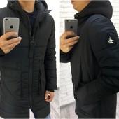 Пальто мужское на синтепоне 46.48.50.52 (2с