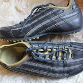 41 разм. Оригинал кроссовки Tsubo. Кожа   ширина подошвы - 10 см.   Цена на оф. сайте от 120$