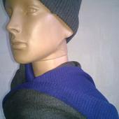 Набор шапка и шарф  C&A