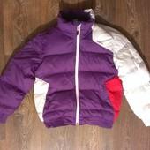 р.143-150, лыжная термо-куртка