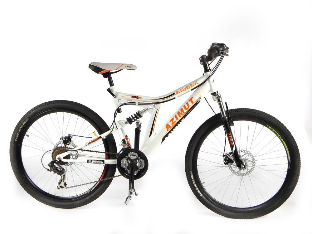 Двухколесный горный велосипед Azimut Blackmount 26 GD фото №1