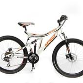 Двухколесный горный велосипед Azimut Blackmount 26 GD