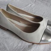 Туфли балетки Clarks Ortholite, размер 38