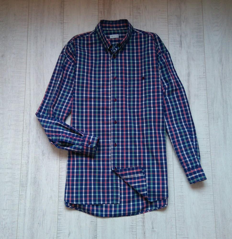 50ccd7ea563 Рубашка клетка emporium (xl) фото №1
