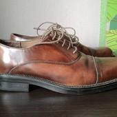 Туфли кожа классика Италия