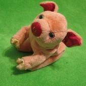 Свинка.свинья.поросенок.хрюша.свиня.мягкие игрушки.мягка іграшка.TY toys